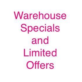 Warehouse Specials