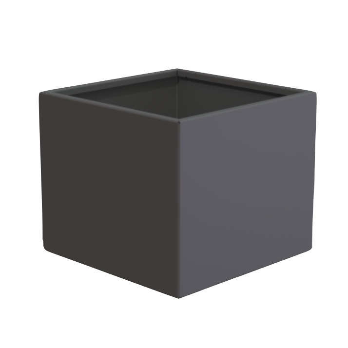 Aluminum Planter | Square