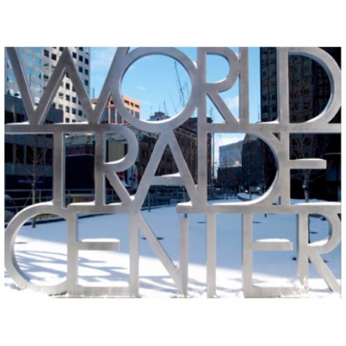 Signage | Destination | World Trade Center