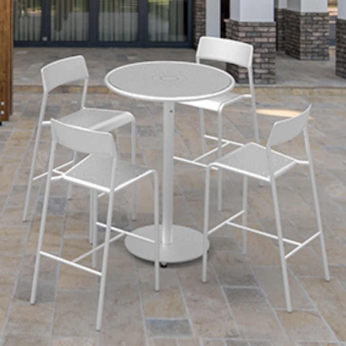 Outdoor Bar Chair | Foro