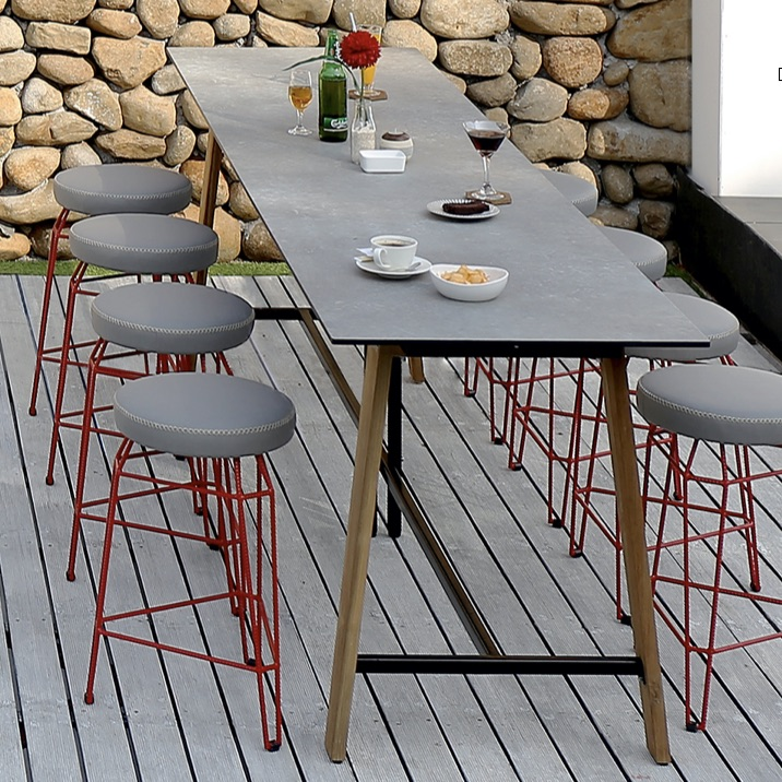 Outdoor Bar Chair | Match