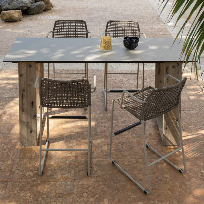 Outdoor Bar Table | Aiko
