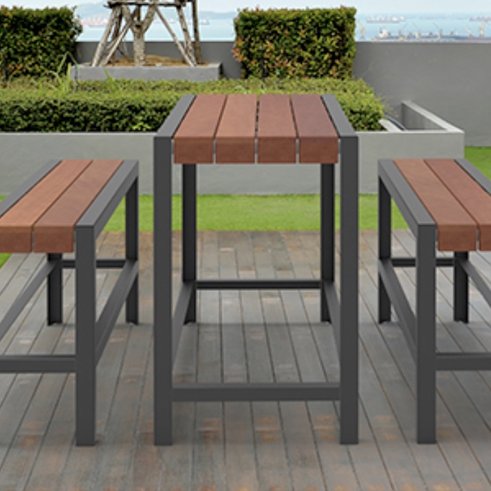 Outdoor Bar Table | 1050