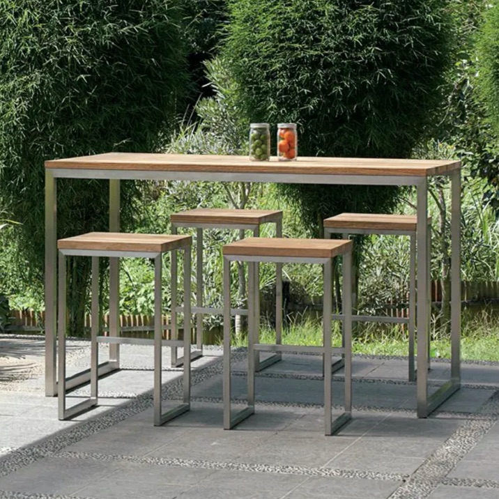 Outdoor Bar Table | Oko