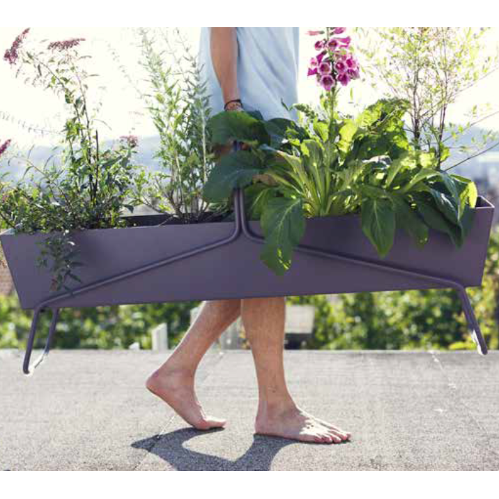 Metal Planter | Basket | Long