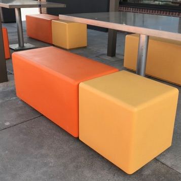 Parklet Seating | 2401
