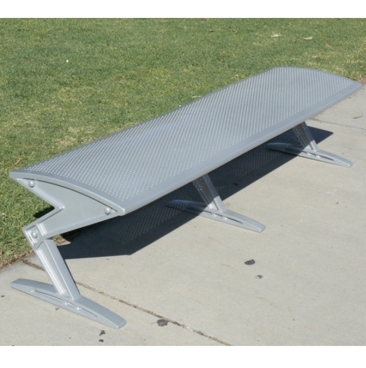 Streetscape Bench | Z Perforated