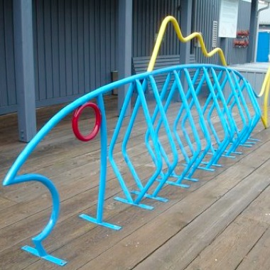 32 33 13 Site Bicycle Racks
