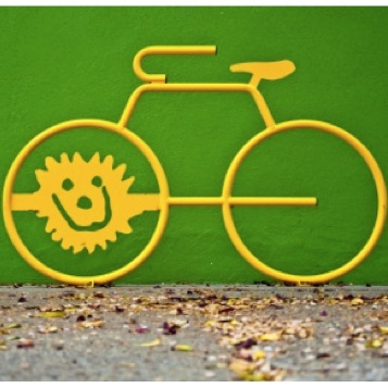 Bike Parking | Logo | Bike Bike Lion