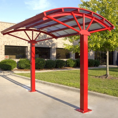 Bike Shelter | Axle