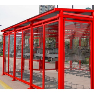 Bike Shelter | Cycle Station - PCP