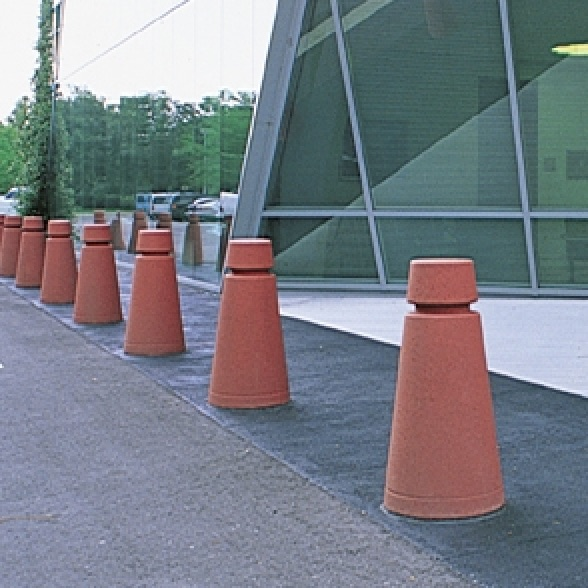 Bollard | Concrete | Tapered | 6071