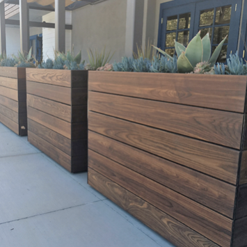 Planter | Boulevard FSC | Rectangle