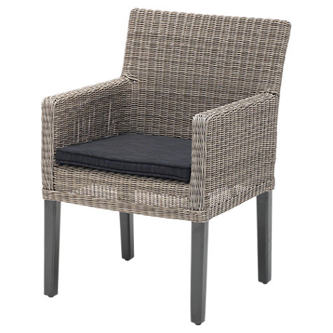 Bretange Rattan Deck and Patio Arm Chair