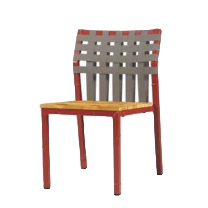 Cafe Chair | Industrial Weave
