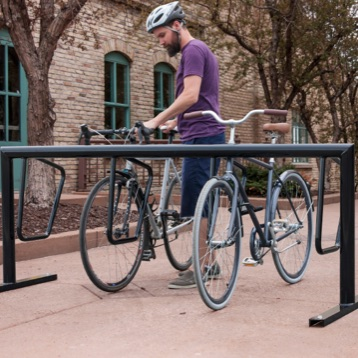 Bike Corral | Campus Rack