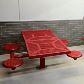 Fast Food Table | Canteen | 3060