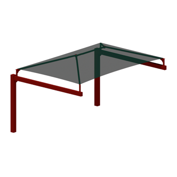 Park Sunshade | Cantilever