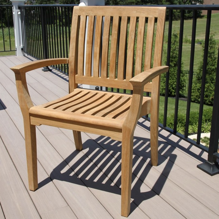 Teak Chair | Foxhall
