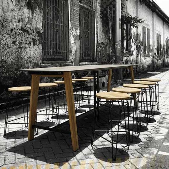 Outdoor Bar Table | Sato