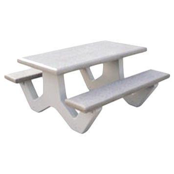 Community Table | Concrete | Rectangle | 3226