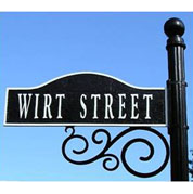 Street Sign | Decorative | Covington | 28x10