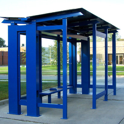 Bus Shelter | MH