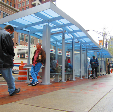 Bus Shelter | Wave