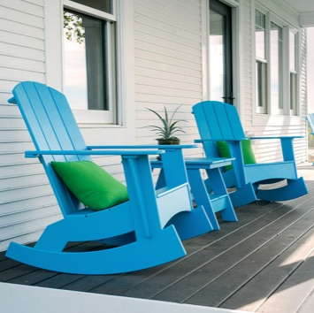 Deck Seating | Adirondack 4SFS