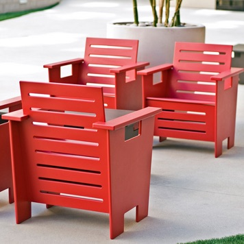 Deck Seating | Go Club Chair
