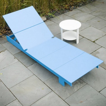 Deck Seating | Lollygagger Chaise