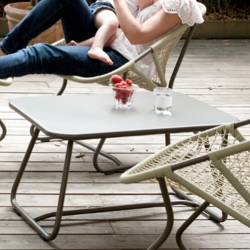 Deck Table | Sixties