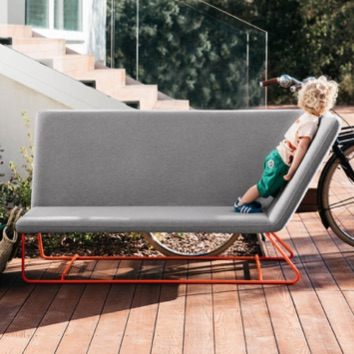 Deck Sofa | Ultrasofa Two Seat