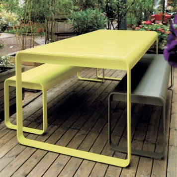 Deck Table | Rectangle | Bellevie