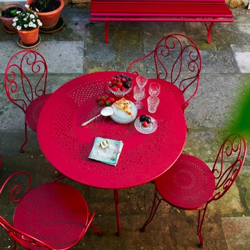 Deck Table | Round | Montmartre