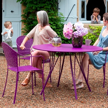 Deck Table | Round | Rendez Vous
