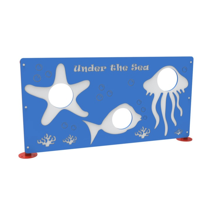 Dog Park Photo Frame | Under Sea