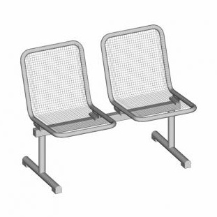 Allegro Passenger Seating System - 2 Seat - PM