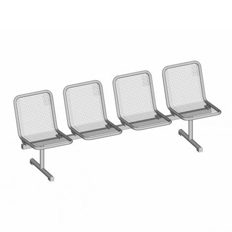 Allegro Passenger Seating System - 4 Seat - PM