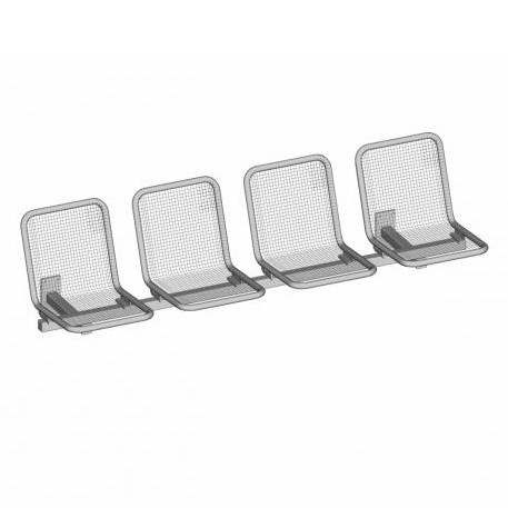 Allegro Passenger Seating System - 4 Seat - WM
