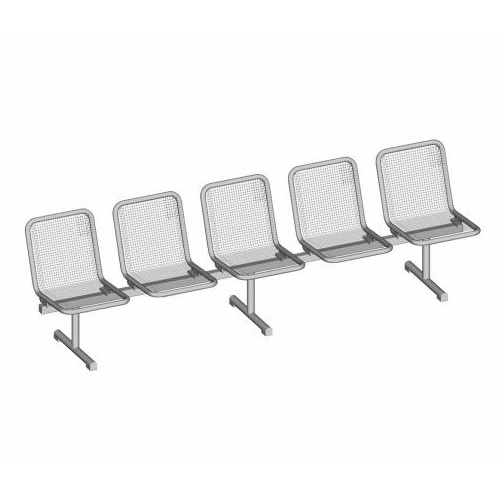 Allegro Passenger Seating System - 5 Seat - PM