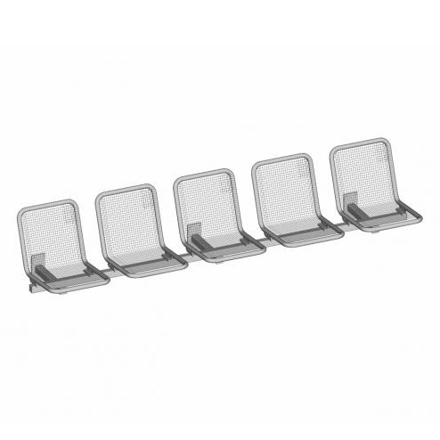 Allegro Passenger Seating System - 5 Seat - WM