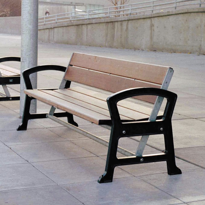 Wood Bench | Ipe - Foss