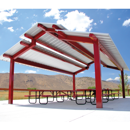 Park | Shelter | Gable | Two Tier