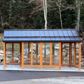 Bus Shelter | Gable