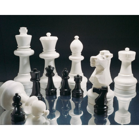 Play Element | Giant Chess Pieces