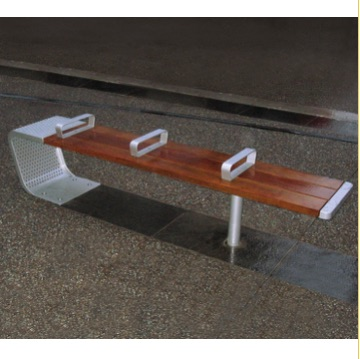Streetscape Wood | Granville Bench