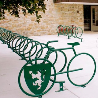 Bike Parking | Bike Rack Art | Bike Bike