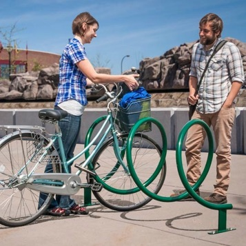 Bike Rack | Helix
