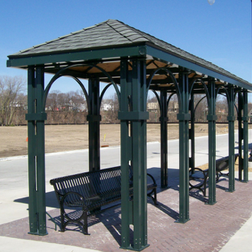 Bus Shelter | Hip Beloit